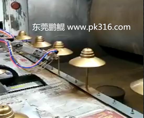 灯罩自动喷漆设备 (2)