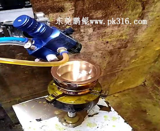 香炉自动喷涂设备 1