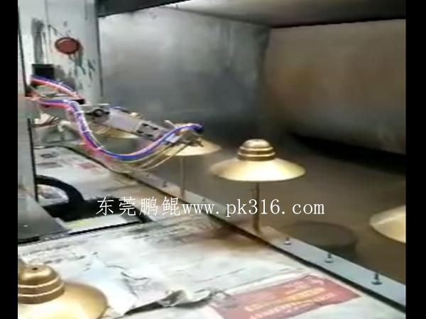 灯罩自动喷涂机
