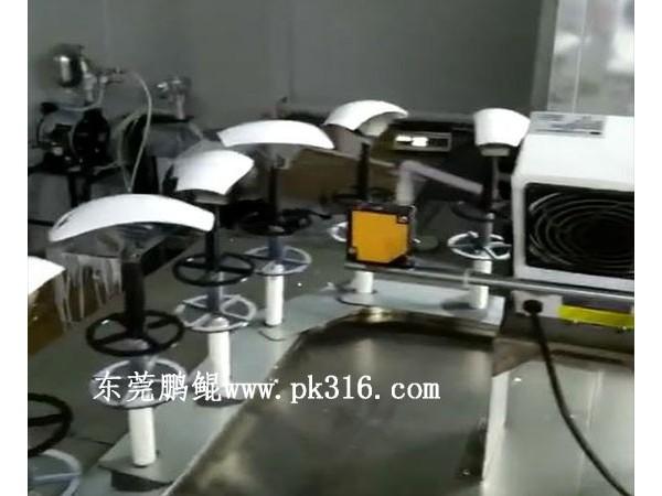 鼠标外壳自动喷涂设备