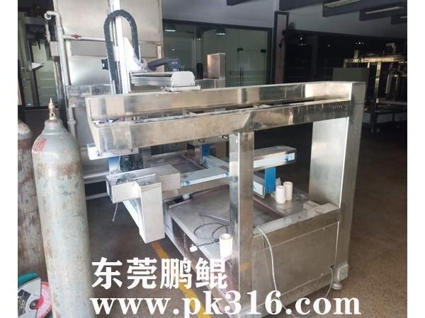 高温陶瓷喷釉设备