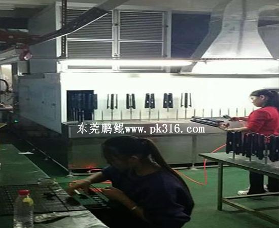 东莞流水线自动喷油设备
