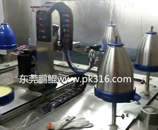 水壶涂装设备