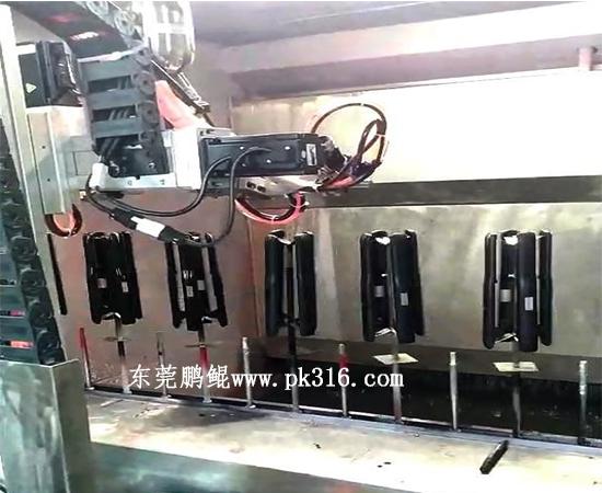东莞全自动塑料喷涂生产线