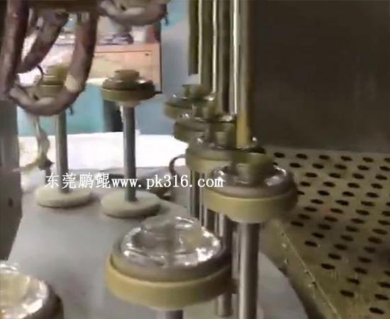化妆品瓶内壁自动喷漆机