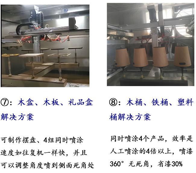 4枪6轴多功能喷漆设备4-4