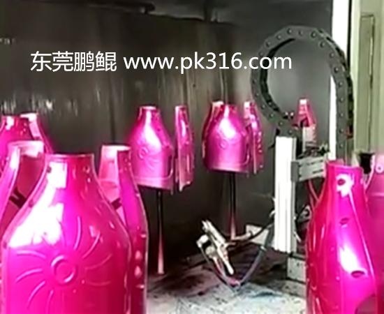 塑胶自动喷涂生产线