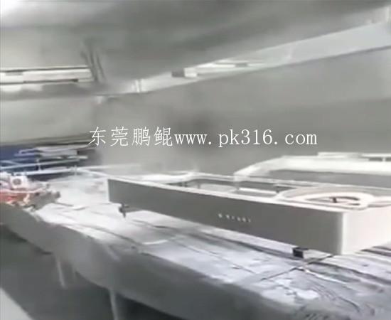 自动化涂装线