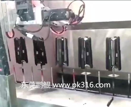直发器自动喷漆设备 (3)