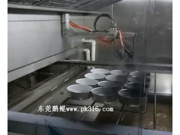 佛山铝锅铝餐盒喷涂生产线厂家直销!