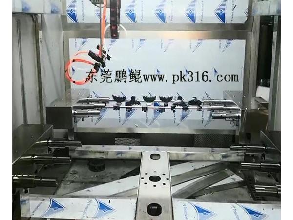 东莞塑料旋转式喷漆机,高效均匀!