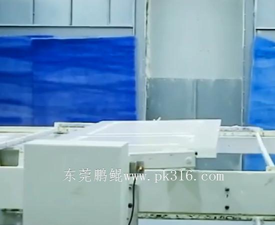 家具涂装生产线