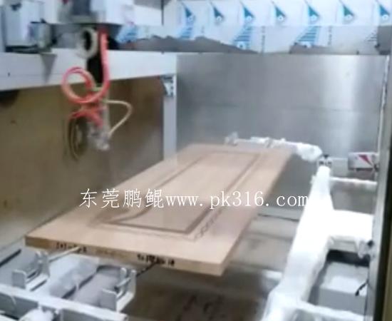 木门自动喷漆设备 (3)