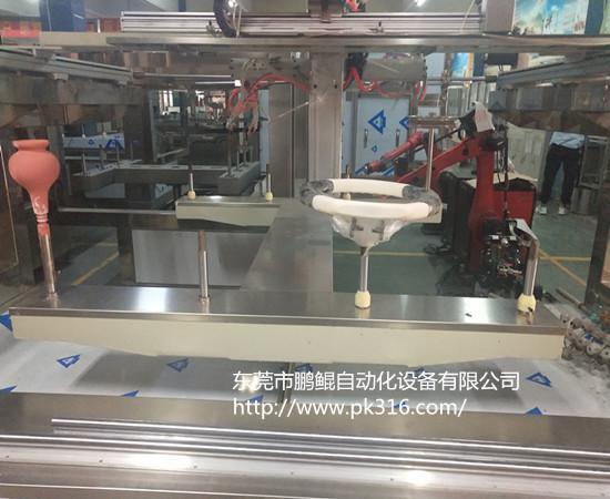 广东莞方向盘自动喷漆机设备
