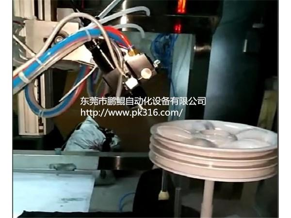轮毂涂装自动喷涂生产线