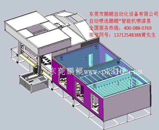 玻璃硅胶喷漆机 (2)