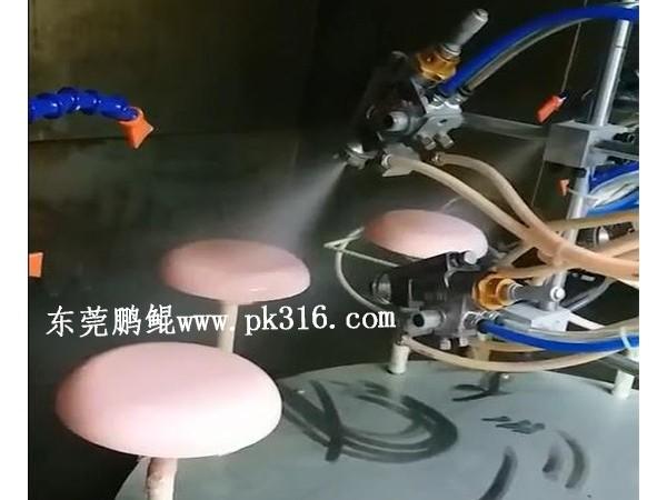 开一个喷油厂需要哪些塑胶件喷漆设备?