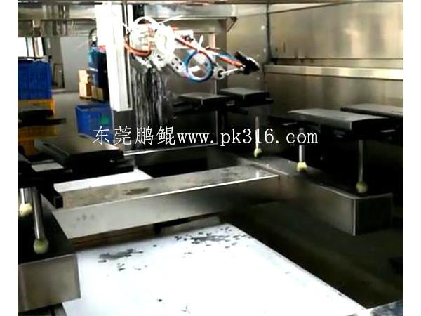 电机外壳涂装设备生产线