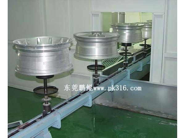 广东省轮毂涂装设备厂家非标定制