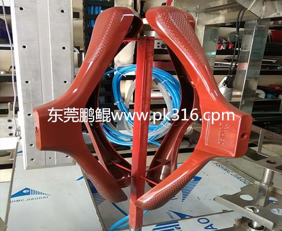 塑料衣架自动喷漆机 (2)