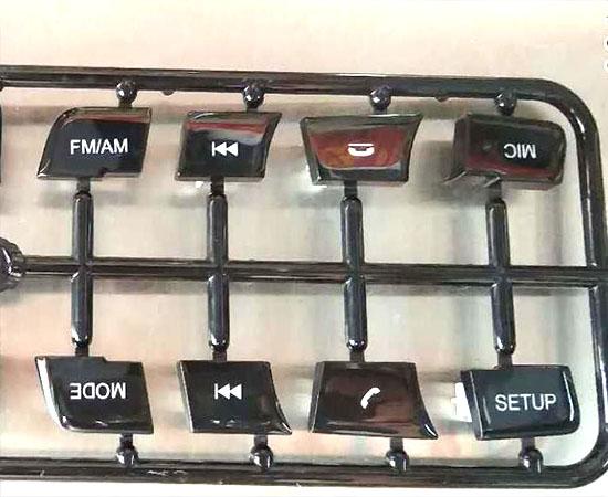塑料键盘按键自动喷漆机器1
