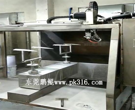 汽车行李架自动喷漆机3
