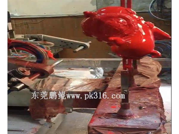 中山树脂工艺品自动喷漆机要注意哪些细节!