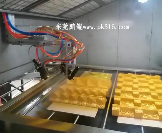 塑胶制品自动喷油设备厂