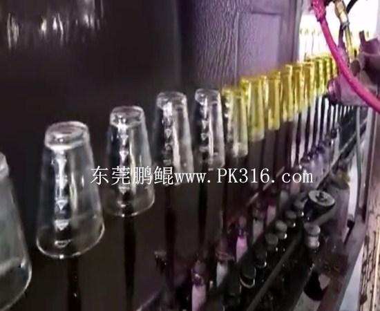 花瓶自动喷涂线2