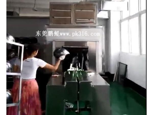 深圳UV涂装喷涂线的工艺流程!