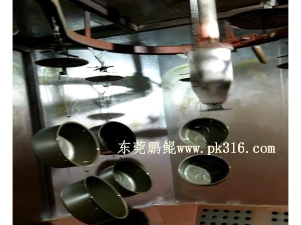 东莞DISK圆盘静电喷涂线有什么优势和用途?