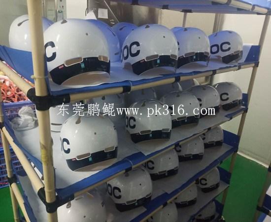 安全头盔自动喷涂机 (2)