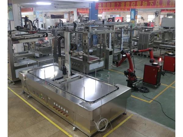 2019年北京国际机器人机械设备展概况!