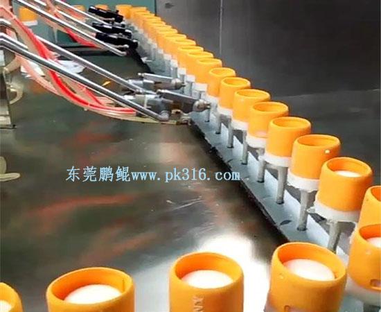 塑胶表面喷涂流水线生产商