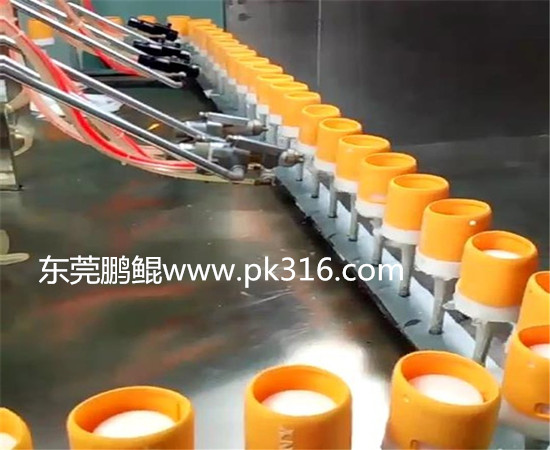 塑料制品喷漆机