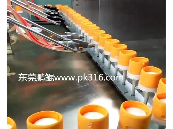塑料制品喷漆机的涂装污水处理方法!