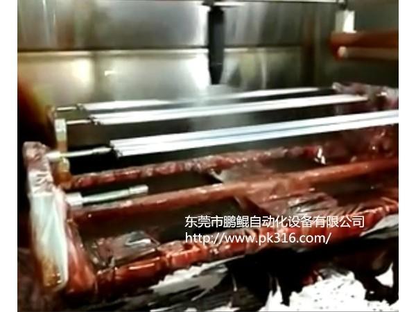 铝材喷涂生产线.
