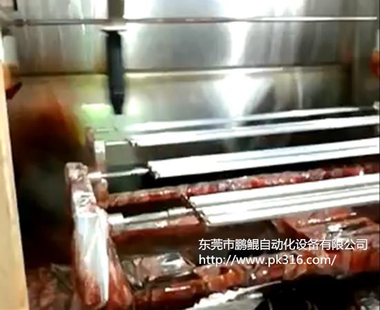 铝材喷涂生产线