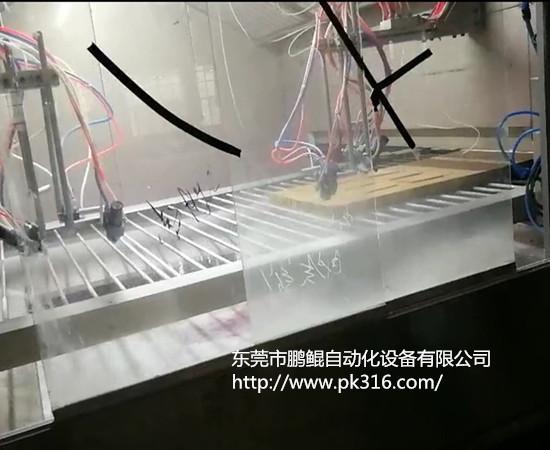 木板全自动喷涂机