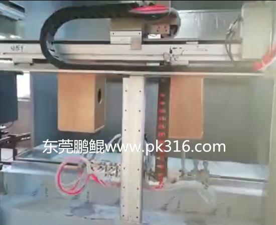 音箱自动喷涂生产线