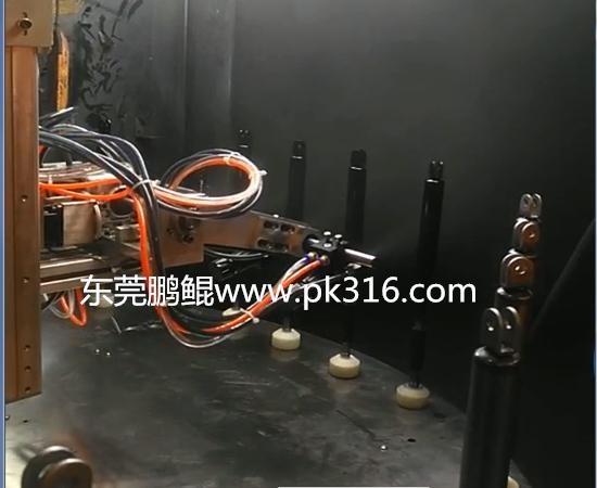 五金拉环自动喷漆生产线