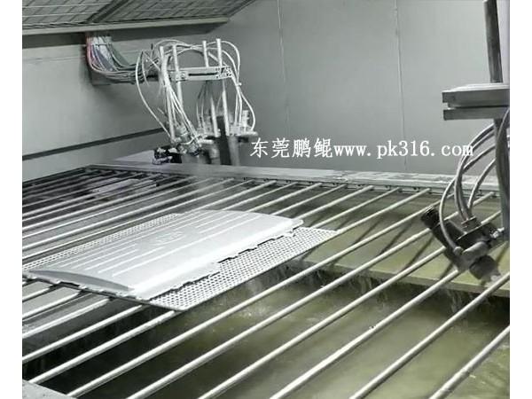 深圳塑胶产品双面喷涂生产线,均匀无死角