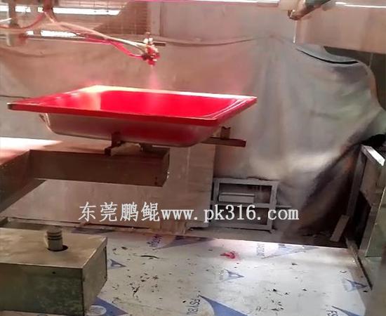 卫浴陶瓷涂装设备1