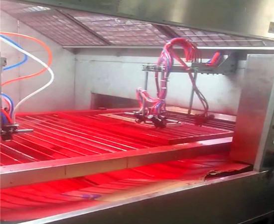热水器自动喷漆机