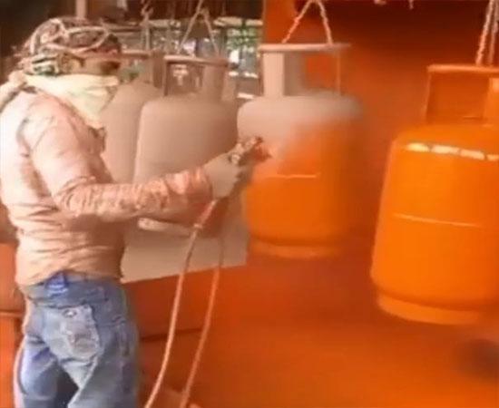 自动喷涂机器人1