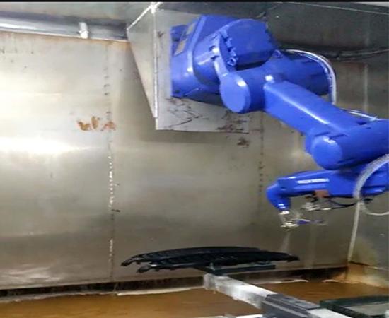 自动喷涂机器人3