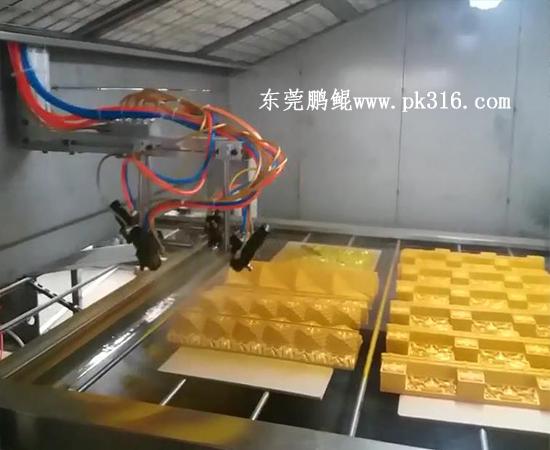 广东莞平面往复自动喷漆机 (2)