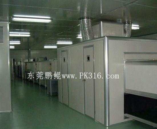 UV式环绕生产线1