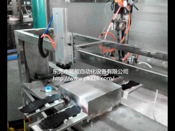 佛山鞋底自动喷漆机专业涂装设备生产厂