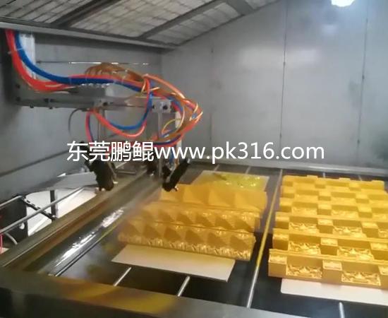 平板往复式喷涂生产线